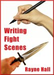 book cover writing fight scenes