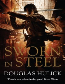665 Douglas Hulick - [Tales of the Kin 02] - Sworn in Steel (v5.0) (epub).pdf